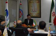 اولین همایش مجموعه نمایندگان گروه شرکت های افق طلایی ملل