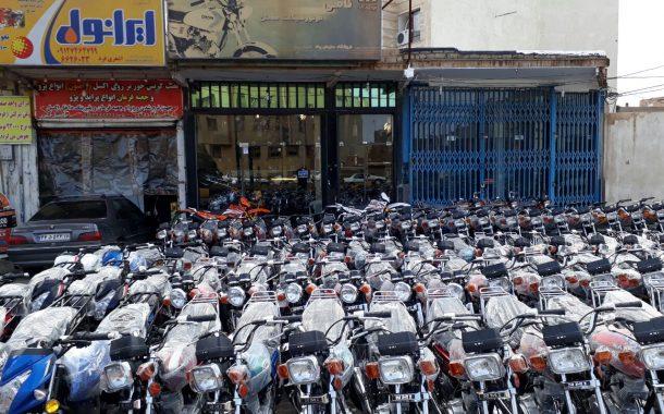 موتور سیکلت سلیمان پناه